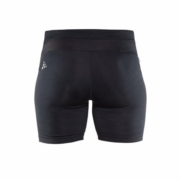 d9469655c5ff Craft - Nohavice CRAFT Essential Short černá 1904776-9999